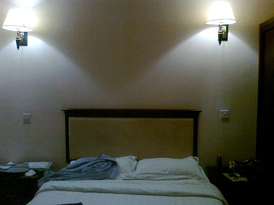 Natural Oak Apartments: room 2