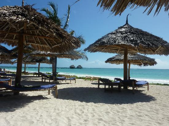 Bwejuu, Tanzania: Spiaggia