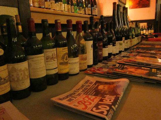 Hot Spot: Wide range of awesome wines for you to choose!