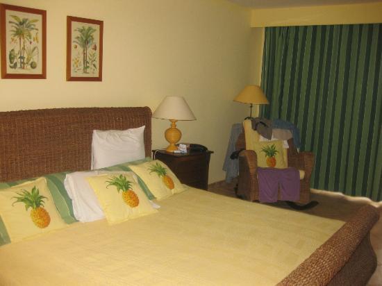 Alamanda Resort: room