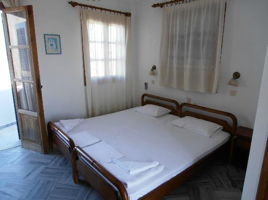 Studios & Apartments Hara: Betten - gute Matratzen