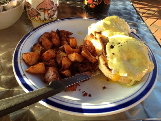 Mary's Gourmet Diner: frexican Benedict