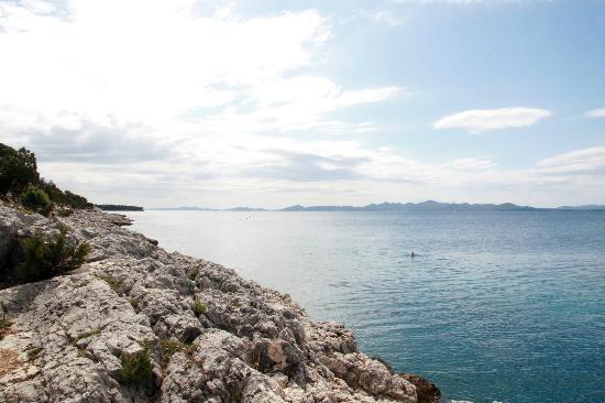 Falkensteiner Family Hotel Diadora: Blick auf das Meer