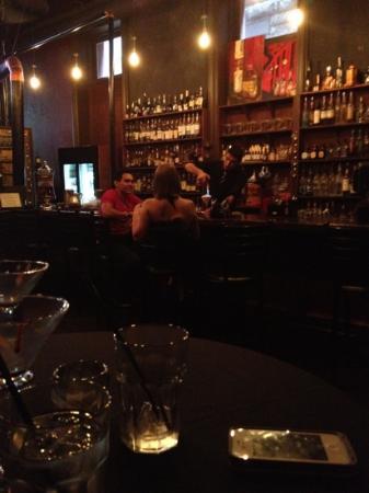 Soho Wine & Martini Bar: Mixologist