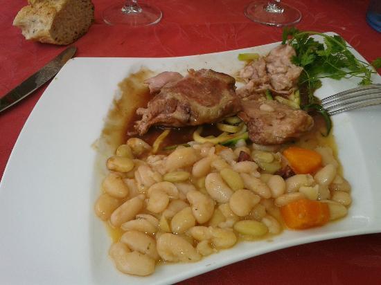 Le Flandre : Ma belle assiette