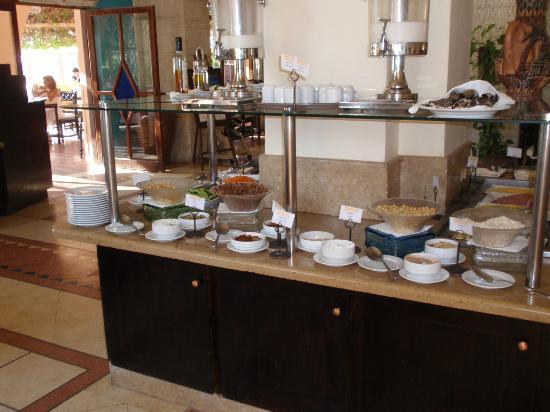 Hotel Sultan Bey Resort: ein teil des Buffet