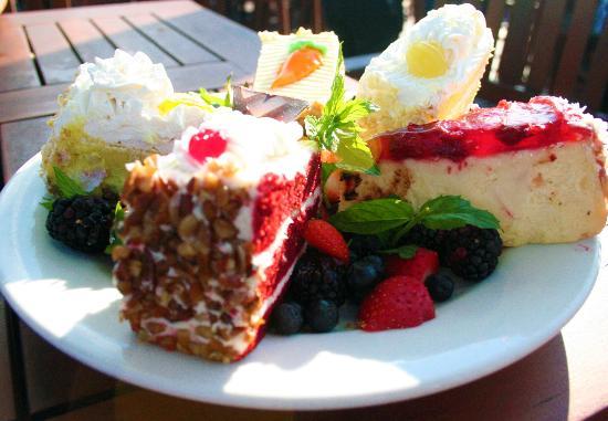 Scampi: Desserts