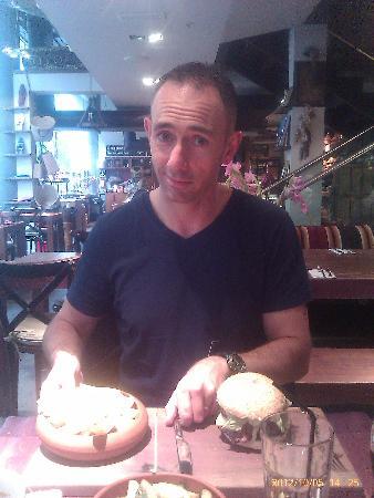 Del'Aziz - Bankside: Lunch