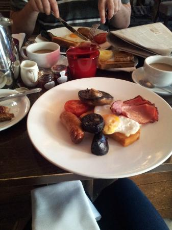 Satis House Hotel: Breakfast