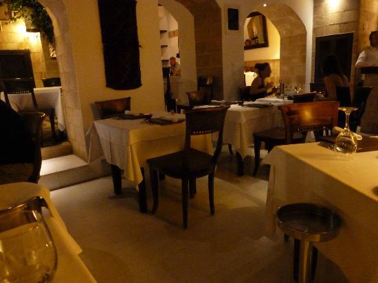 Ambrosia Restaurant: Ambrosia, Lindos, Rhodes - beautiful restaurant!