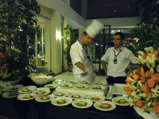 Voyage Sorgun: Dining