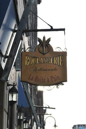 la boite a pain picture of la boite a pain quebec city tripadvisor. Black Bedroom Furniture Sets. Home Design Ideas