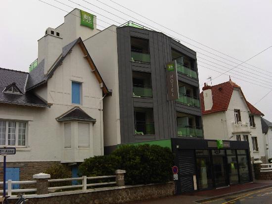 Ibis Styles Quiberon Centre : ENTREE PRINCIPALE DE L HOTEL