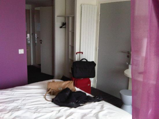 Ibis Styles Quiberon Centre : LA CHAMBRE