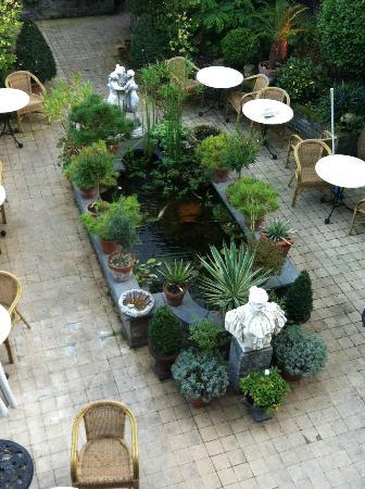 Hotel Botticelli: Tuin