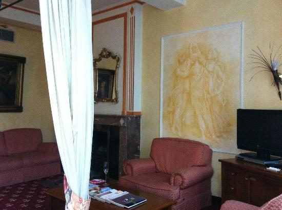 Hotel Botticelli: Bruidssuite