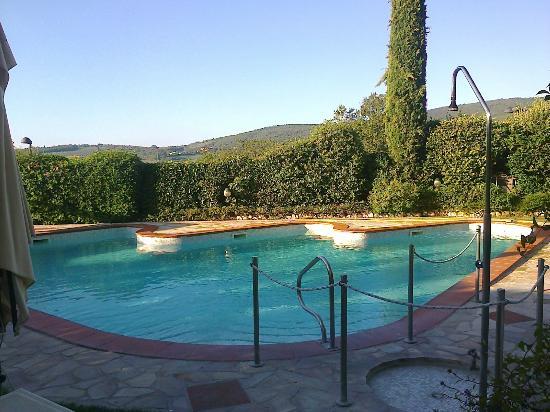 Relais Santa Chiara Hotel: Piscina all'hotel