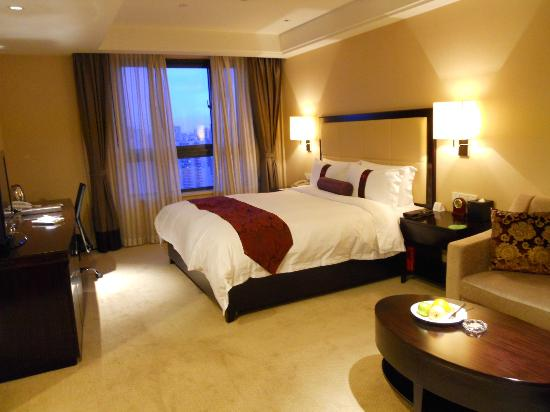 Lee Gardens Hotel Shanghai: habitación