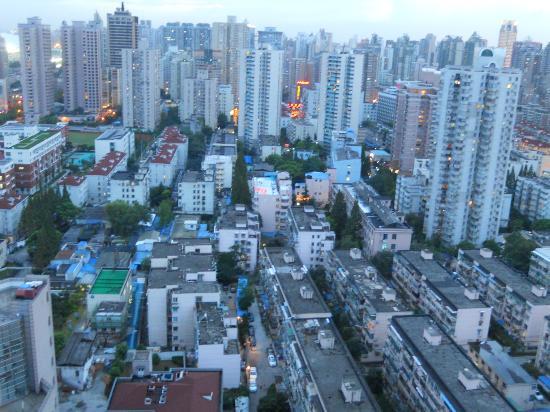 لي جاردنز هوتل شنغهاي: vistas