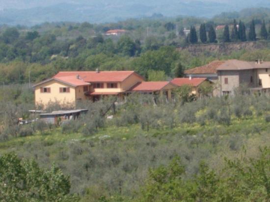 Agriturismo Tiberio: Paesaggio