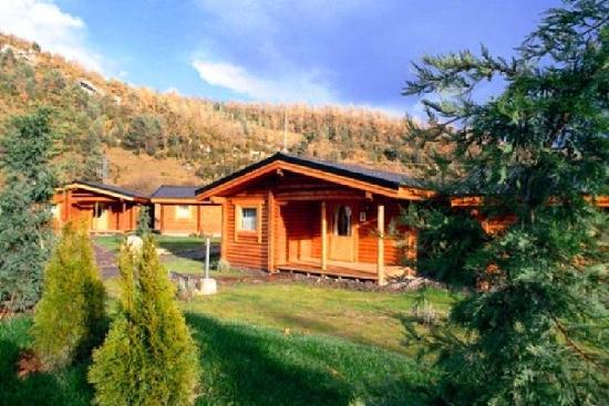 Camping Vall De Camprodon: Chalet Canadiense