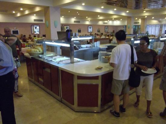 Valamar Argosy Hotel: une partie du restaurant