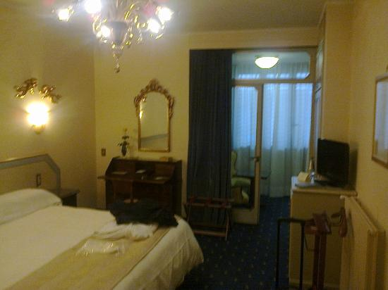 Abano Ritz Terme: A room on the 2nd floor