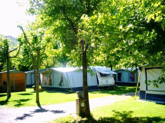 Camping Vall De Camprodon: Parcela