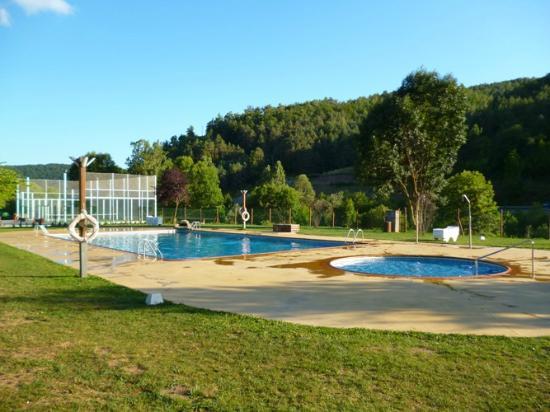 Camping Vall De Camprodon: Piscina