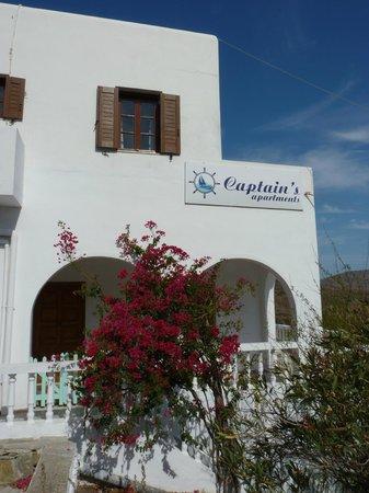 Captain's Apartments
