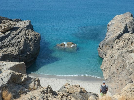 Plakias, Greece: micro ammoudi beach