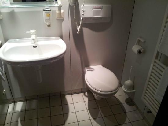 Tagungshotel Eifelkern: Toilette