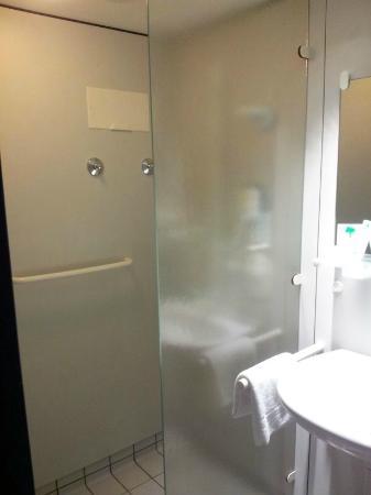 Tagungshotel Eifelkern: Dusche