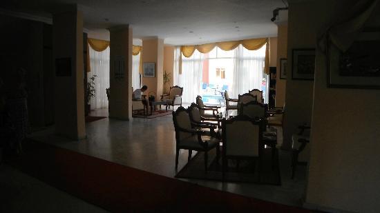 Seren Sari Hotel: Internet-zone 