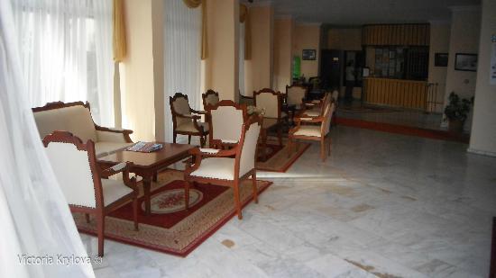 Seren Sari Hotel: Reception