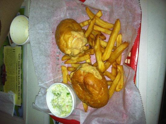 Fish River Grill #2: Deeeeelish