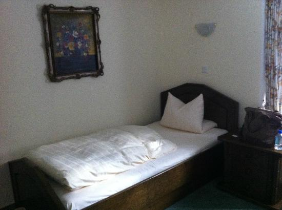Schloss-Hotel Petry: Bed