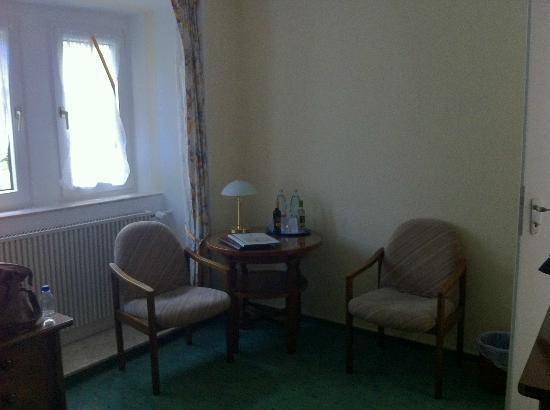 Schloss-Hotel Petry: Single Room