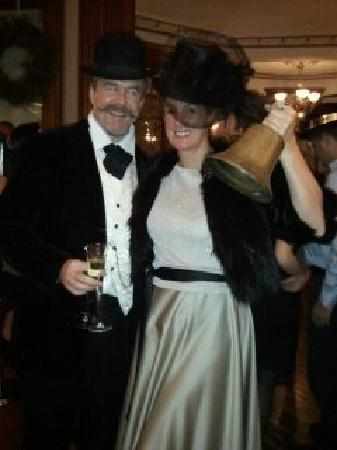 Baker House Hotel: Ringing in the New Year