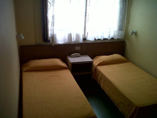Delfin Hotel: Habitación Doble