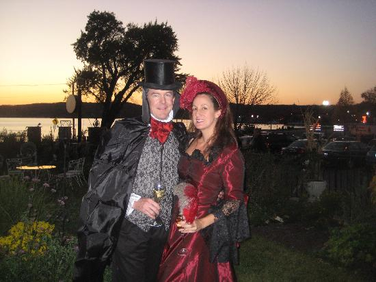 Baker House Hotel: Spooktacular Events Year Round
