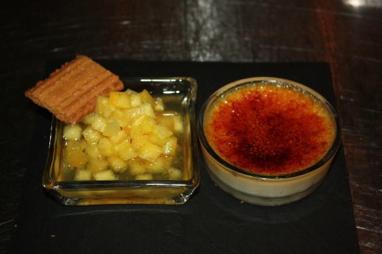 Le Dix-Huitieme: dessert