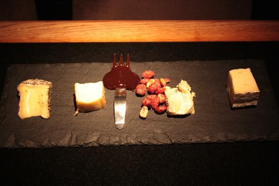 Le Dix-Huitieme: fromages