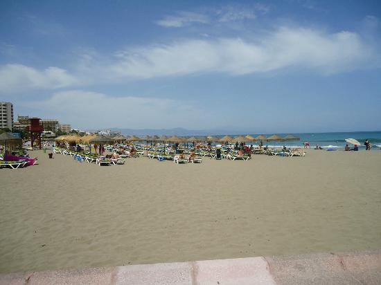 La Carihuela : One of the many beaches