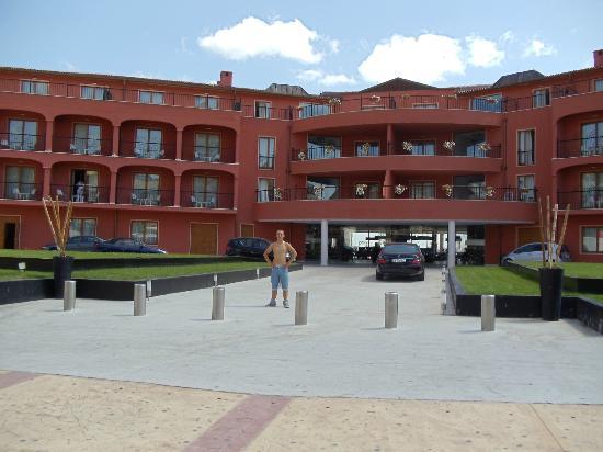 Dune Hotel : Great location