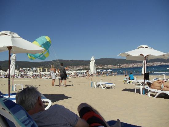 Dune Hotel : Stunning beach