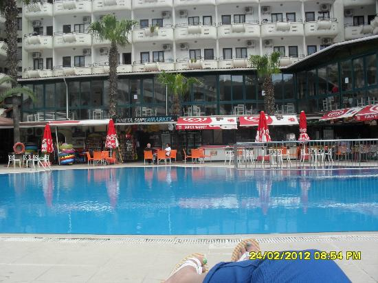 Club Hotel Pineta: pool
