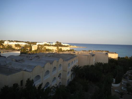 SENTIDO Aziza Beach Golf & Spa: View to the left