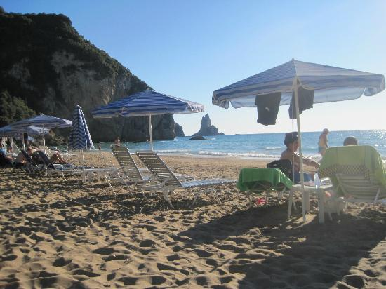 Mayor La Grotta Verde Grand Resort: The beach