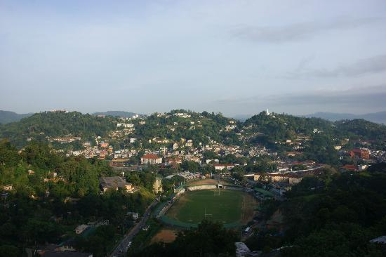 The Peak Residence: Room view